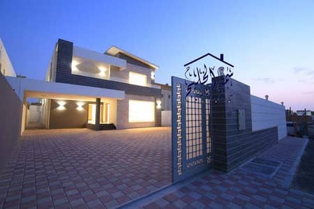 5 Bedroom Villa for Sale in Al Zahraa, Ajman - villa for sale in ajman very close to sheik ammar street