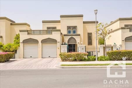 3 Bedroom Villa for Rent in Jumeirah Park, Dubai - Excellent Value - 3 Bed Regional – Single Row