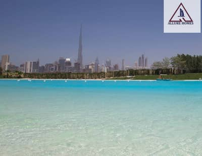 1 Bedroom Flat for Sale in Mohammad Bin Rashid City, Dubai - WHY TO RENT / BEACHFRONT VIEWS ALMOST IN DOWNTOWN /WATERFRONT LIVING / MBR / LUXURY APT / ONLY 10% DP / 2019