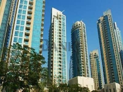 1 Bedroom Apartment for Sale in Downtown Dubai, Dubai - Spacious 1 Bed l Rented l Boulevard View