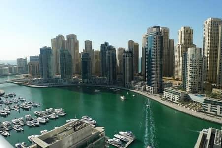 Studio for Sale in Dubai Marina, Dubai - Exclusive, Upgraded Studio, Marina View