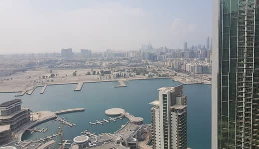 1 Bedroom Apartment for Rent in Al Reem Island, Abu Dhabi - Balcony /Spacious / Vacant / Unobstructed View !!