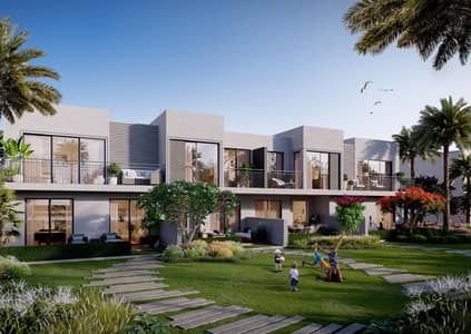 3 Bedroom Villa for Sale in Dubai South, Dubai - 1.25% Monthly Payment | Expo Golf Villas