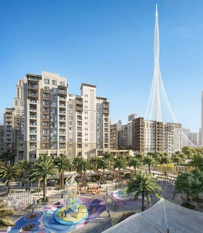 1 Bedroom Flat for Sale in The Lagoons, Dubai - 2 yrs post-handover | Bayshore at Creek Beach