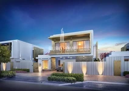 3 Bedroom Townhouse for Sale in Yas Island, Abu Dhabi - 0% Commission ! No Service Charge For 5 Years