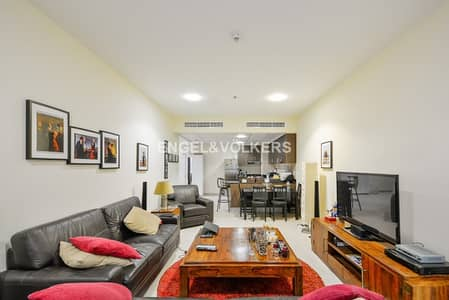 1 Bedroom Apartment for Rent in Dubai Marina, Dubai - Quality furniture | Available from April