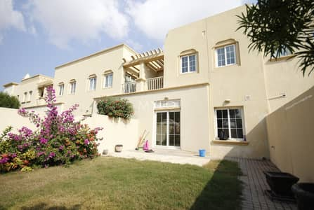2 Bedroom Villa for Rent in The Springs, Dubai - Peaceful and Quiet Single Row 4M Vacant