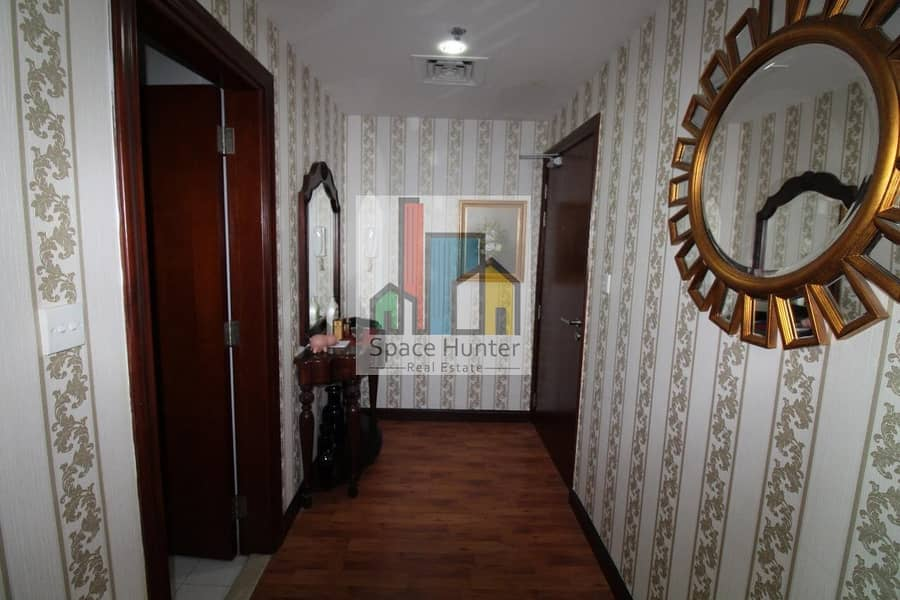 2 Luxurious fully furnished 2BR + maid rooms -JLT