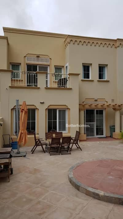 3 Bedroom Villa for Rent in The Springs, Dubai - Type 2M | Backing Park & Pool | Vacant |