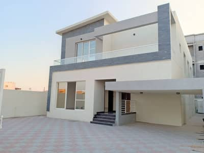 5 Bedroom Villa for Sale in Al Mowaihat, Ajman - Free Hold Modern Villa Nearby Mosque in Very Good Price and location opposite of ajman academy