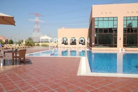 5 Bedroom Villa for Rent in Sas Al Nakhl Village, Abu Dhabi - Exceptional Five Bed Compound Pool  Villa