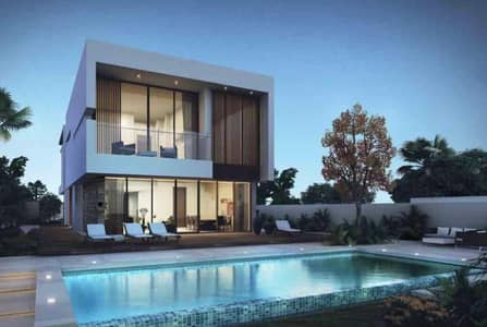 6 Bedroom Villa for Sale in DAMAC Hills (Akoya by DAMAC), Dubai - own independent Villa 6 bedrooms  receipt immediate