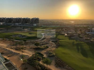 2 Bedroom Villa for Sale in DAMAC Hills (Akoya by DAMAC), Dubai - Ready 2BR Townhouse! Park Facing!DLD Waived Off