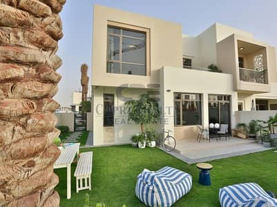 3 Bedroom Townhouse for Sale in Town Square, Dubai - AED 550 persqft|12 mins MOE|Pay in 2 Yrs