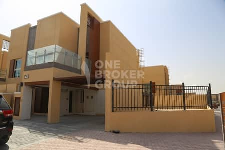 3 Bedroom Villa for Sale in Al Barsha, Dubai -  Huge Corner Plot