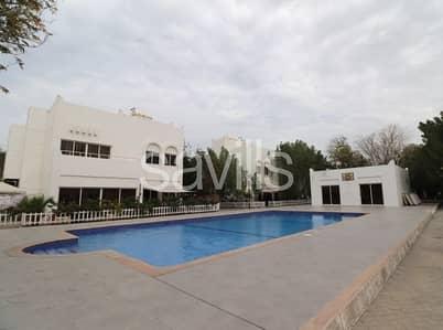 فیلا 4 غرفة نوم للايجار في ضاحية حلوان، الشارقة - Spacious villa in popular gated compound