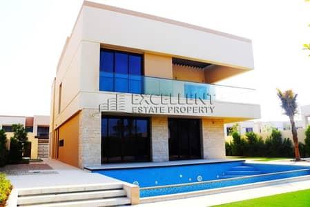 5 Bedroom Villa for Rent in Saadiyat Island, Abu Dhabi - Type 6 Villa 5 Master Bedrooms in Hidd Al Saadiyat