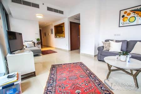 فلیٹ 1 غرفة نوم للبيع في وسط مدينة دبي، دبي - 1 Bed | Study | Square Layout | Opera View