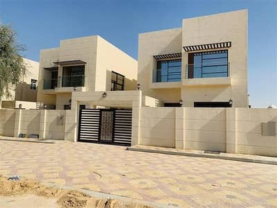 5 Bedroom Villa for Sale in Al Mowaihat, Ajman - For sale, the finest class villas have a freehold forever