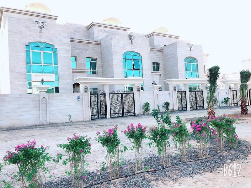 غرفه وصاله رائعه للايجار السنوي مدينة محمد بن زايد حوض 2 قريب مزيد مول