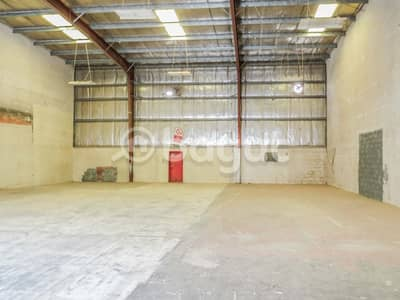 Warehouse for Rent in Al Quoz, Dubai - 3,850 sq. ft Warehouse @Dhs. 143K Rent P. A.