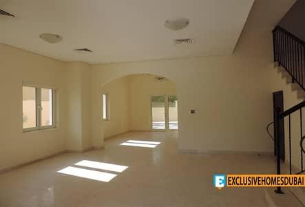 5 Bedroom Villa for Sale in The Villa, Dubai - Mazaya A1   5BR with Maid   Private Pool