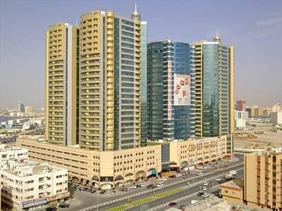 1 Bedroom Apartment for Sale in Al Rashidiya, Ajman - Urgent Sale Big size 1 BHK for sale in Horizon Tower