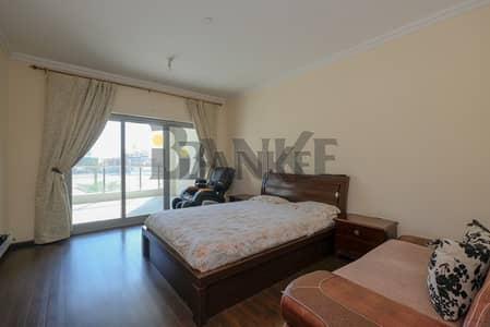 4 Bedroom Villa for Sale in Business Bay, Dubai - Hot Deal- Burj Khalifa View Podium 4 Bed