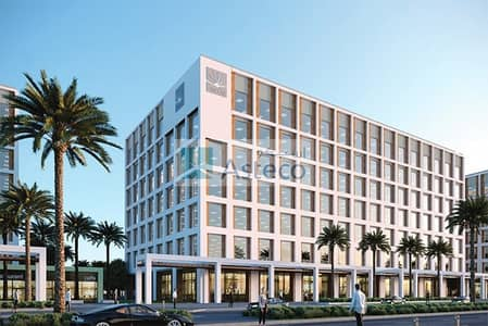 Office for Rent in Dubai Hills Estate, Dubai - Brand new Business park offices for lease