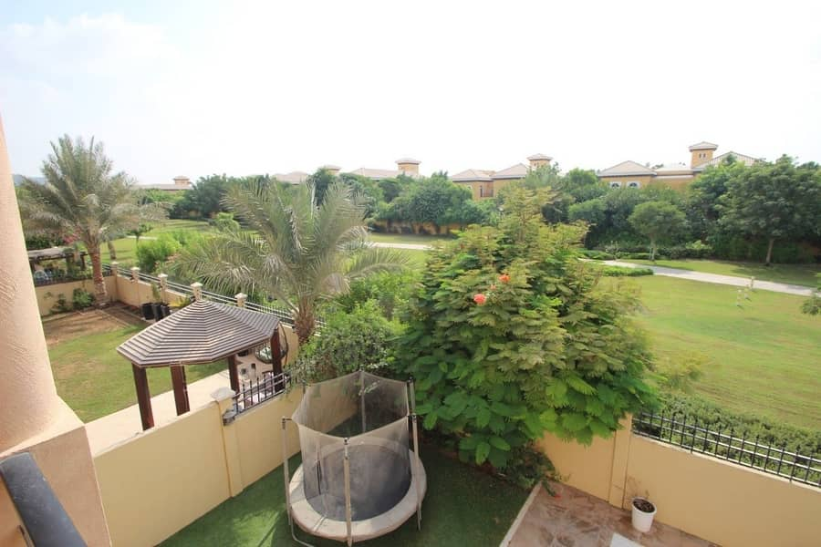 12 Dubai Land Mazaya A1 Ready villa for Sale with pool