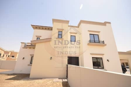 4 Bedroom Townhouse for Rent in Reem, Dubai - 4BR+M Mira Villa Type 2E Near Pool and Park