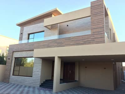 5 Bedroom Villa for Sale in Al Mowaihat, Ajman - Brand New Vip Modern Villa Super Deluxe Finishing In Al mowaihat area
