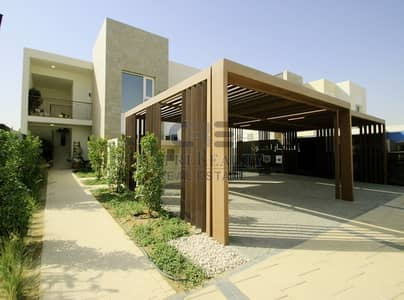 3 Bedroom Townhouse for Sale in Dubai South, Dubai - 20 MINT FROM DXB MARINA|Handover in 7months