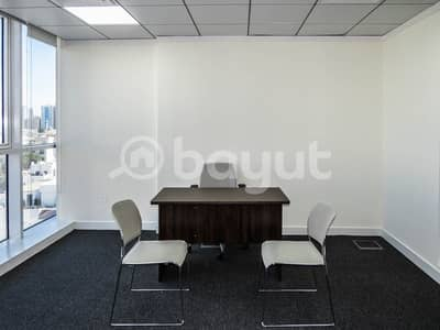 Office for Rent in Al Muroor, Abu Dhabi - Lowest Rent in Town with Quality Serviced located at different Areas in Abu Dhabi