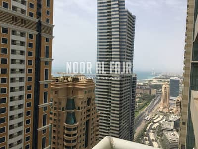3 Bedroom Flat for Rent in Dubai Marina, Dubai - Pay 4 Cheques 3BR+BALCONY