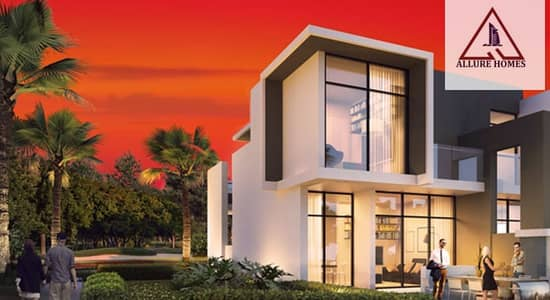 3 Bedroom Villa for Sale in Akoya Oxygen, Dubai - OVERLOOKING INTERNATIONAL GOLF COURSE