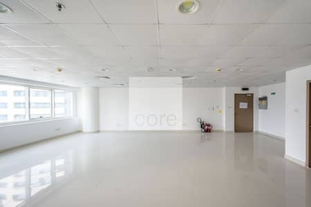 Office for Rent in Jumeirah Lake Towers (JLT), Dubai - Semi fitted office for Rent | 1 Lake DMCC