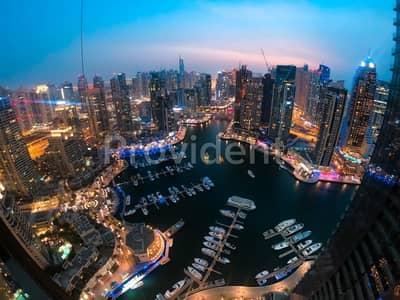 1 Bedroom Flat for Rent in Dubai Marina, Dubai - Waterfront APT|High Rise|Lowest in Marina