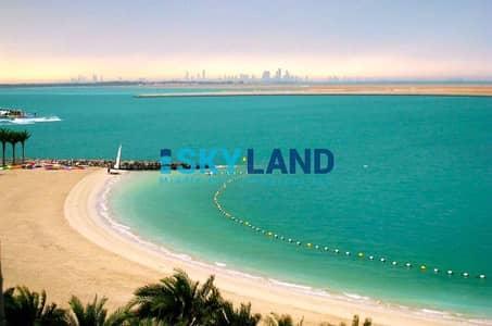 شقة  للبيع في شاطئ الراحة، أبوظبي - Reduced price! Vacant 3BR Full Sea View