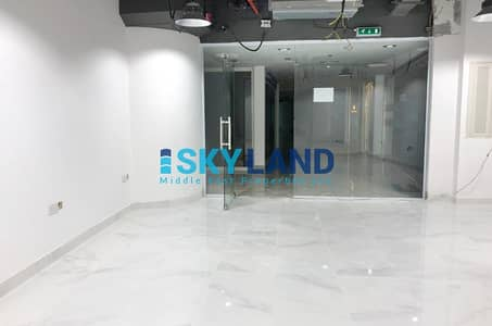 Office for Sale in Al Reem Island, Abu Dhabi - hot offer ! brand new fitted office 395k