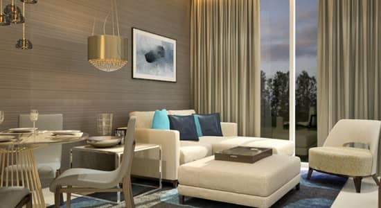 1 Bedroom Flat for Sale in Business Bay, Dubai - Ready to move luxury  Unit! Direct view Burj khalifa and dancing  fountain