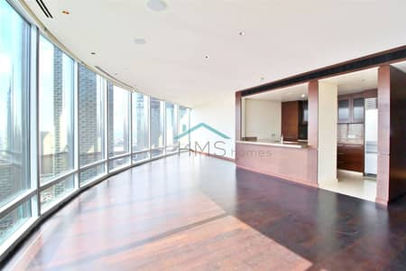 2 Bedroom Flat for Sale in Downtown Dubai, Dubai - Vacant | 2 Bed Plus Study | Panoramic Views