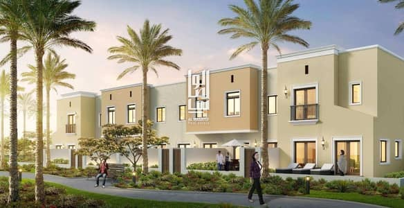 3 Bedroom Townhouse for Sale in Dubailand, Dubai - Owns 3-BR villa and get   4% discount
