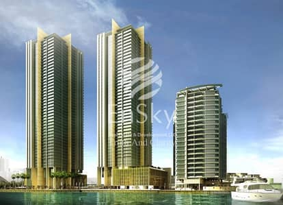 3 Bedroom Apartment for Sale in Al Reem Island, Abu Dhabi - Huge Apartment with Stunning Sea View