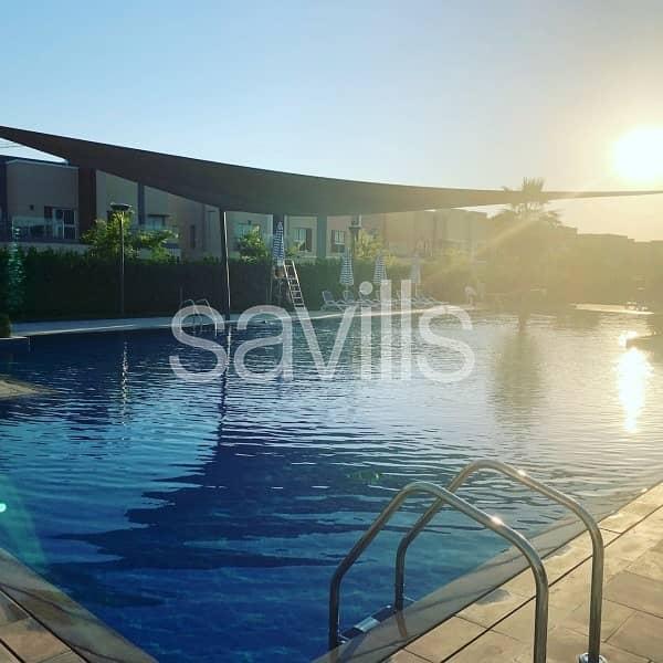 13 Vacant Bigger plot 3BR Semi-attached Villa Lantana