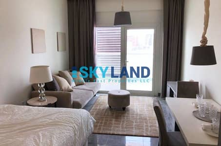 Studio for Rent in Masdar City, Abu Dhabi - 4Payments ! VACANT Brand New Studio in Leonardo