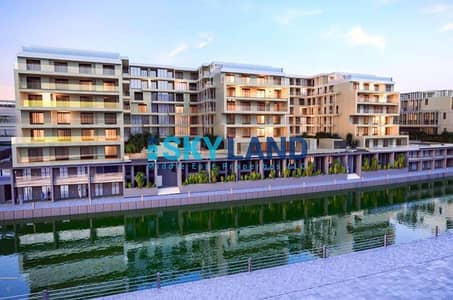 1 Bedroom Flat for Sale in Al Raha Beach, Abu Dhabi - 1% monthly installment   fully furnished   best price