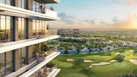2 Bedroom Apartment for Sale in Dubai South, Dubai - Cheapest golf course unit in Dubai|0% DLD