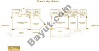 Villa Terrace- 2 Beds