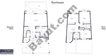 Villa Row House